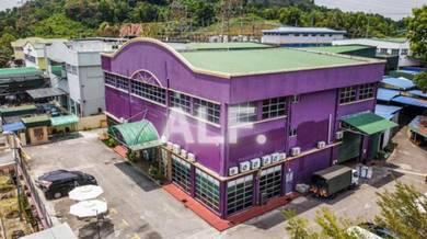 {SPACIOUS FACTORY CORNER LOT} BALAKONG, Taman Tanming Jaya, Good Acces