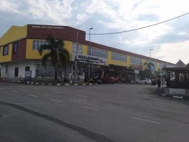 Lot Banglo di Jenderam-Bangi-Putrajaya(berhampiran Yayasan al-Jenderam