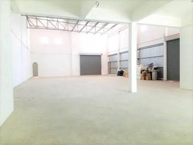 3 Sty Semi D Factory / Warehouse 7506 sf Taman Industri Impian Alma