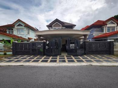 BELOW MARKET VALUE 2 Storey Link Bungalow - Taman Aman Perdana Klang