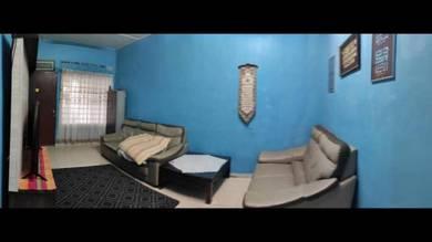 Taman Kota Masai Single Storey Terrace House