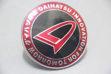 Logo Daihatsu Jaf Kancil Kelisa Kenari Myvi Alza