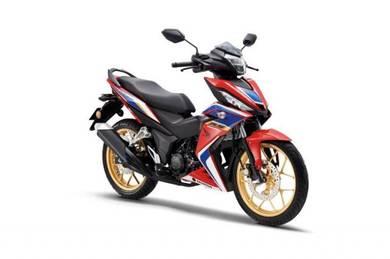 Honda rs150 v2 PROMOSI CNY 2021