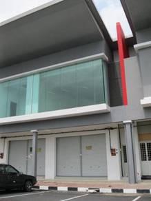 Kota Laksamana Kota Syahbandar 2sty Shop 22 x 70 (behind Bank China)