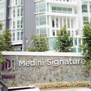 [bank auction] Medini Signature (4 Bed+5 Bath)