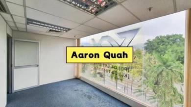 Sunny Point Office For Rent 1000sf near USM Penang Bridge at Batu Uban