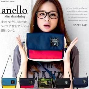 Japan Authentic Anello Mini Shoulder Sling Bag