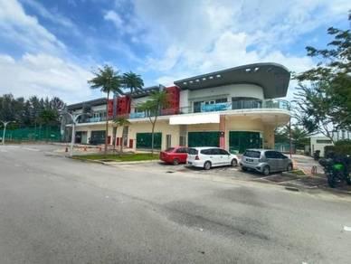 ARMADA 18 Diplomatic Enclave Precinct 18 Putrajaya (sport commercial)