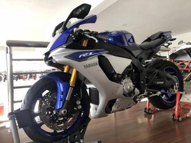 2015 Unregister Yamaha YZF-R1 Euro Spec