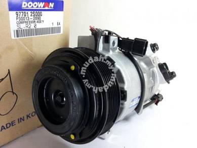 Kia Sportage 10-15 Tucso AC Compressor New Baru