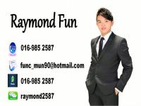 Agent: Raymond Fun