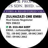 Agent: Zulhazazi Che Embi