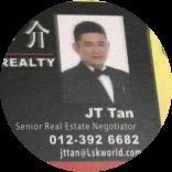 Agent: JT TAN