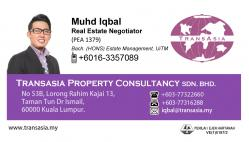 Agent: MR IQBAL