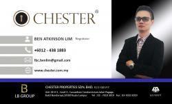 Agent: BEN ATKINSON  LIM
