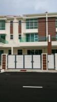 Agent: BrandNew and Big 3 storey terrace at Balik Pulau