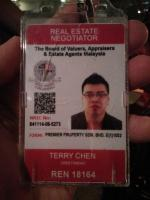 Agent: Terry Chen