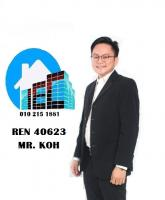 Agent: Mr.Koh - I East Coast Realty Sales Group