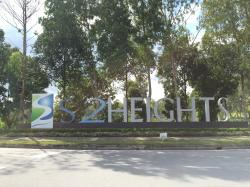Agent: Seremban Two Holdings Sdn Bhd