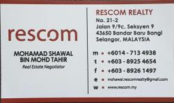 Agent: MShawal