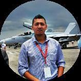 Agent: Mohd Ariff Muzamel