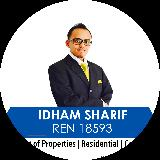 Agent: IDHAM SHARIF PROPERTIES DOT COM