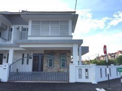 Agent: Bandar Pengkalan Indah Double Storey Corner House