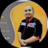 Agent: KHAIRIL AZAHAM B ARIS