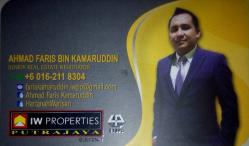 Agent: FarisKamaruddin