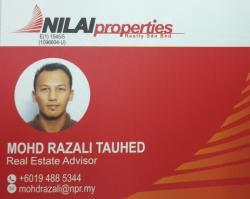 Agent: Mohd Razali