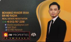 Agent: Khaidir
