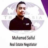 Agent: Muhamad Saiful