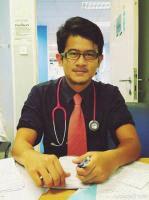 Agent: DR MUHAMMAD ISHAQ NIK MARAZI
