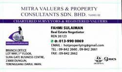 Agent: Fahmi REN26123