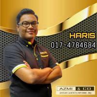 Agent: Haris Nizam
