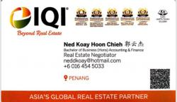 Agent: Ned Koay 016-4545 033