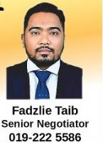 Agent: Fadzlie Taib