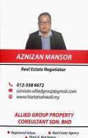Agent: Aznizan REN 27179