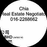 Agent: Ms.Chia 016-2288662
