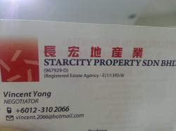 Agent: Vincent Yong
