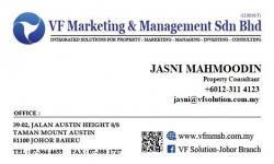 Agent: Jasni Mahmoodin