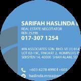 Agent: Sarifah Haslinda