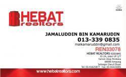 Agent: Mai Kamaruddin