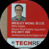 Agent: WesleyWong