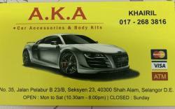 Car Body Kits >> A K A Car Accessories Body Kits Sa0238072 U Shah Alam Pro Niaga Store On Mudah My