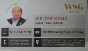 walter kong