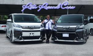 RITZ RECOND CARS